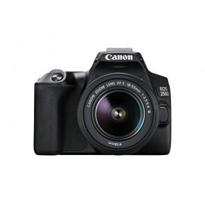 Canon EOS 250D (24,1 Megapixel, display orientabile da 7,7 cm (3 polli