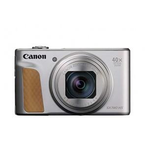 Canon Italia PowerShot SX740 Fotocamera Digitale Compatta, Argento