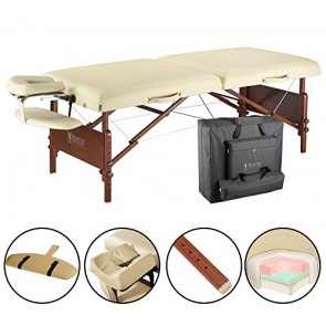 10048 Master Massage - Lettino da massaggio portatile Del Ray Pro, 71