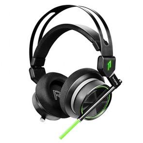 1More Cuffie Over-Ear,Cuffia On-Ear con Micro USB e Porta Audio da 3,5