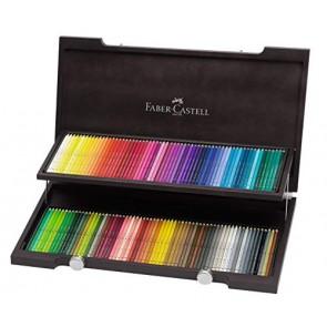 120 set di colori Faber-Castell Albrecht Durer matite acquerello (caso