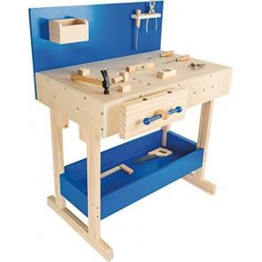10839 Banco di lavoro per bambini con accessori small foot in legno na