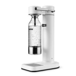 AARKE AA001 Carbonator II Gassificatore per Acqua, 18/10 Steel, White